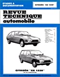 Revue Technique CITROEN GS