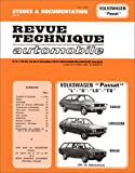 VOLKSWAGEN Passat automotive repair manual
