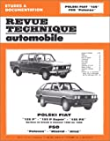 FIAT 125 automotive repair manual