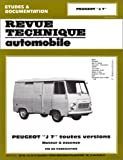 PEUGEOT J7 automotive repair manual