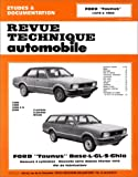 FORD (Deutschland) Taunus automotive repair manual