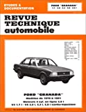 FORD (FR) Granada automotive repair manual