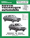 RENAULT R30 automotive repair manual
