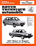 FIAT Regata automotive repair manual