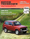 LADA Niva automotive repair manual