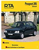 PEUGEOT 205 automotive repair manual