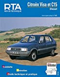 CITROEN Visa automotive repair manual