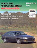 RENAULT R25 automotive repair manual