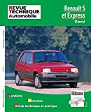 RENAULT Express automotive repair manual