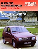 LANCIA Y10 automotive repair manual