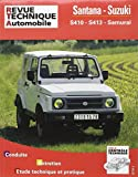 SANTANA Samurai automotive repair manual