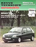 RENAULT Clio automotive repair manual