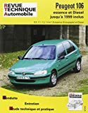 PEUGEOT 106 automotive repair manual