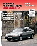 ROVER Serie 200 automotive repair manual