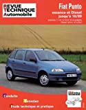 FIAT Punto automotive repair manual