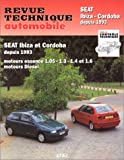 SEAT Cordoba automotive repair manual