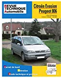 PEUGEOT 806 automotive repair manual