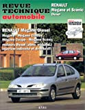 RENAULT Megane automotive repair manual