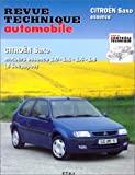 CITROEN Saxo VTS automotive repair manual