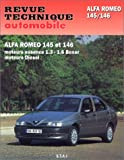 ALFA ROMEO 146 automotive repair manual