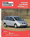 VOLKSWAGEN Sharan automotive repair manual