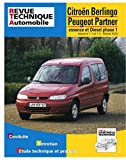 PEUGEOT Partner automotive repair manual