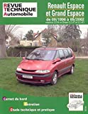 RENAULT Espace V6 automotive repair manual