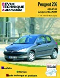 PEUGEOT 206 automotive repair manual