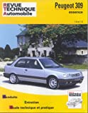PEUGEOT 309 GTI automotive repair manual