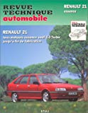 RENAULT R21 automotive repair manual
