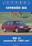 CITROEN BX automotive repair manual