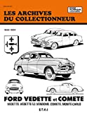 FORD (FR) Comète automotive repair manual