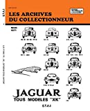 JAGUAR XK120 automotive repair manual