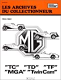 MG TF (1953-59) automotive repair manual