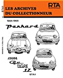 PANHARD Dyna automotive repair manual
