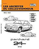 PANHARD 24 automotive repair manual