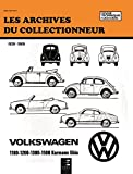 VOLKSWAGEN 1200 automotive repair manual
