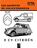 Revue Technique CITROEN 2CV