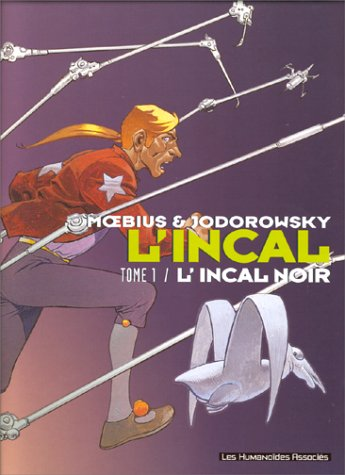 L'Incal, tome 1 : L'Incal noir par