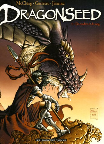 Couverture de Dragonseed