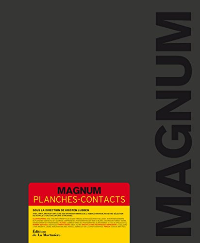 Magnum. Planches-contacts