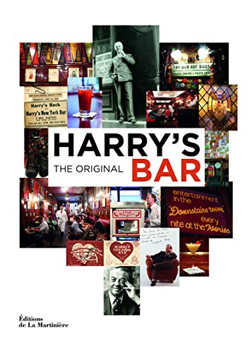 Harry's Bar. Bilingue français, anglais
