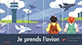 Je prends l'avion-visual