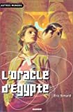 Couverture : L'Oracle d'Egypte