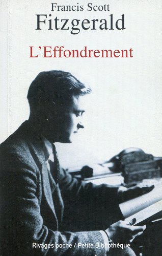 L'effondrement par Francis Scott Fitzgerald
