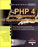 D�veloppement d'applications web avec PHP