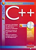 couverture du livre Le langage C++