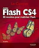couverture du livre Flash CS4