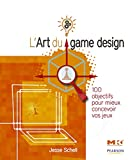 couverture du livre L'art du game design
