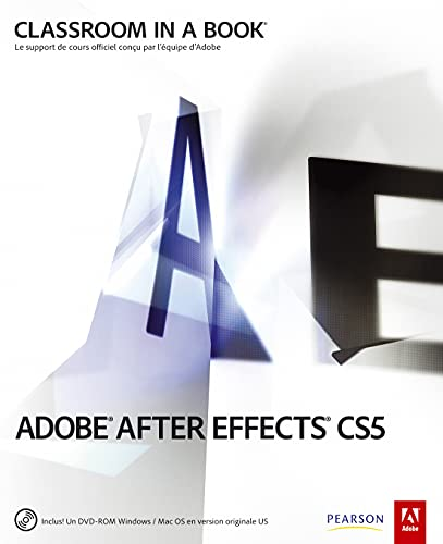 After effects CS5 par Adobe Press